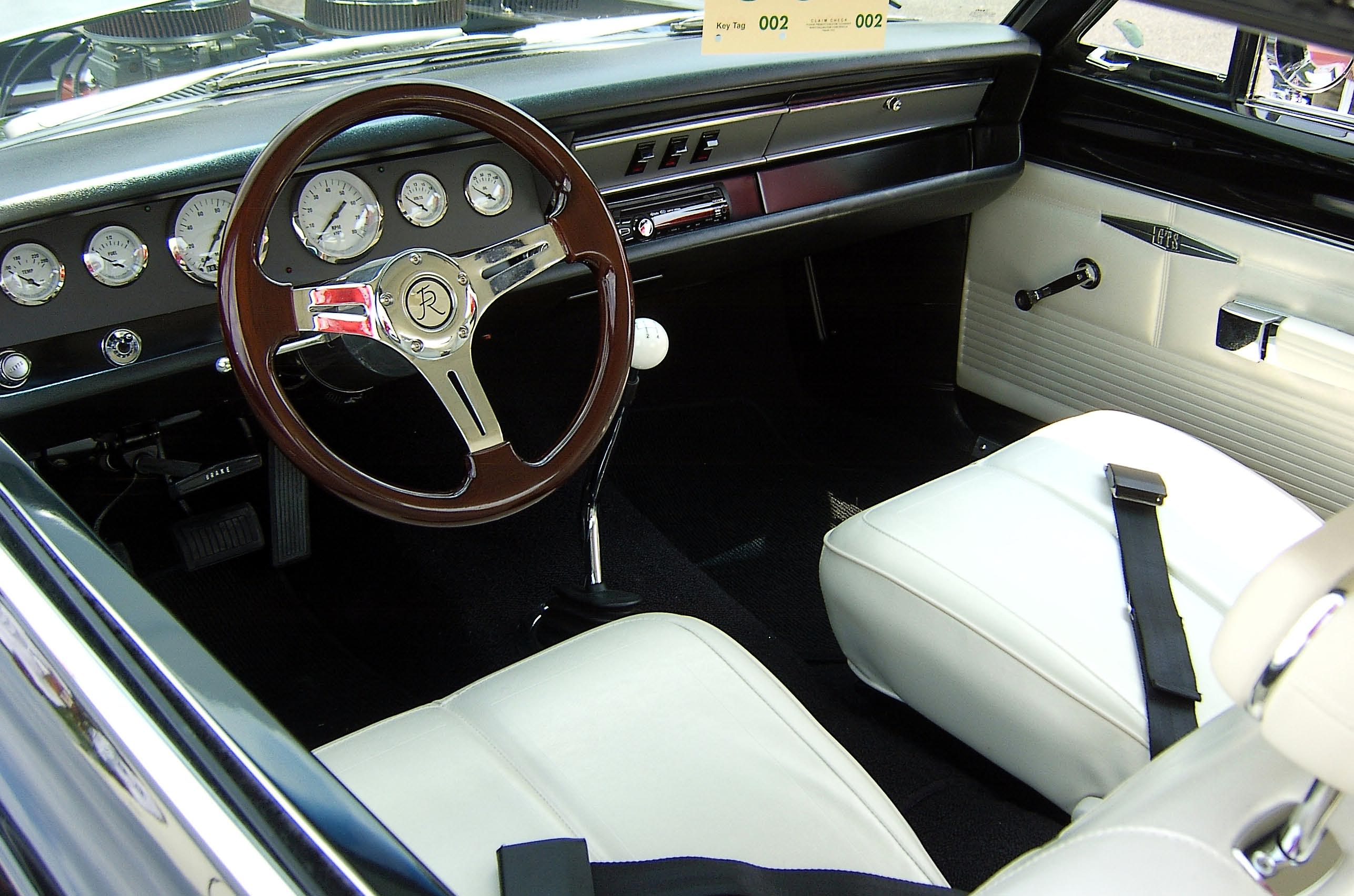 Images Of Custom Muscle Car Interiors Rock Cafe