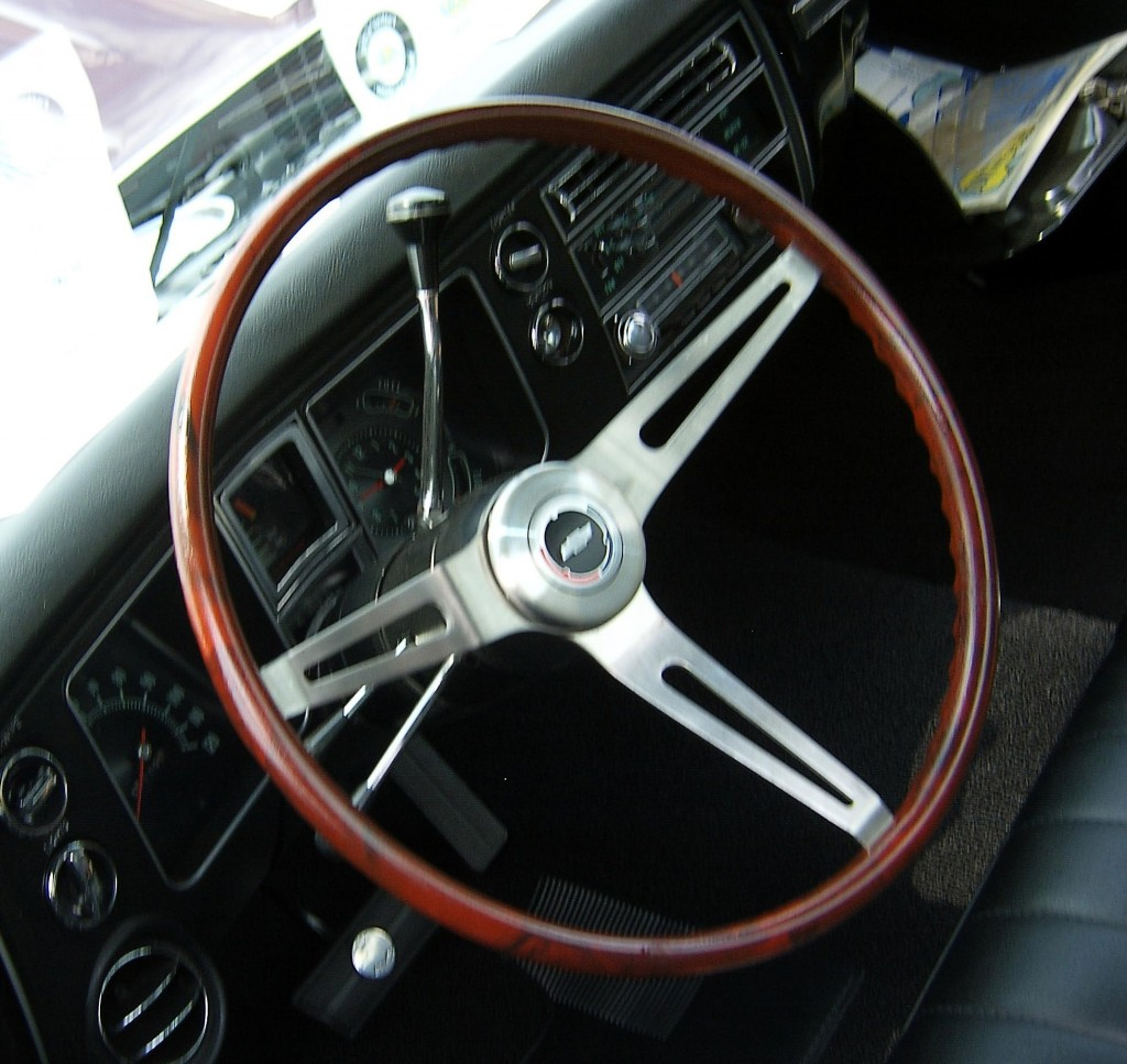 El Camino Steering Wheel