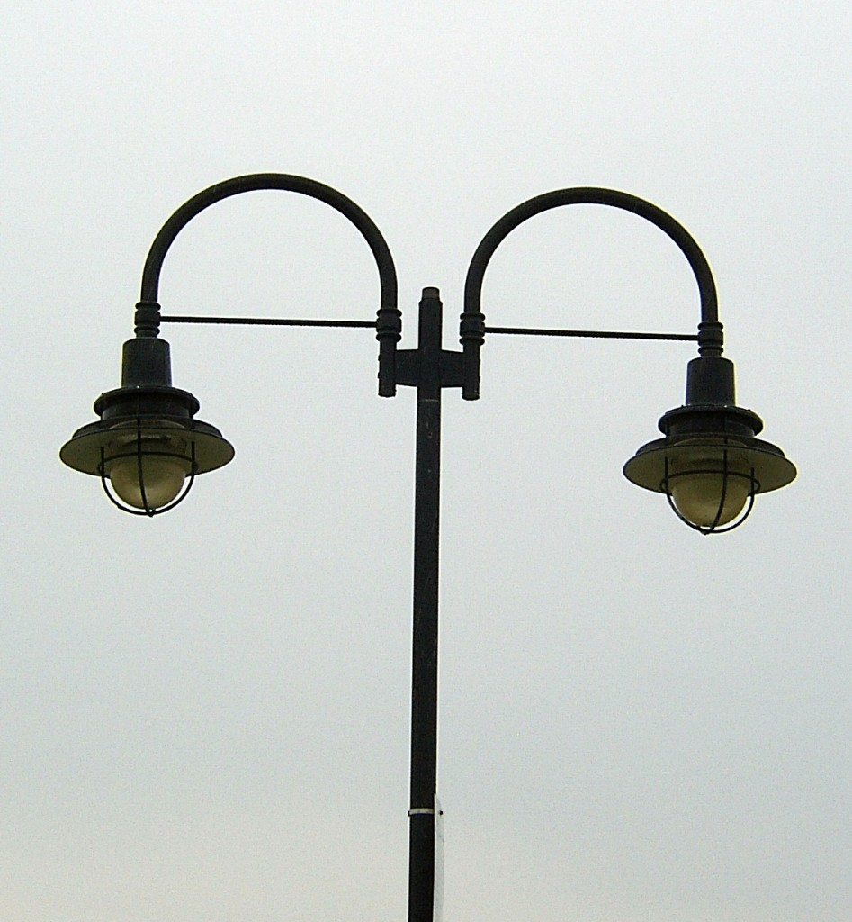 Atlantic City Street Lights