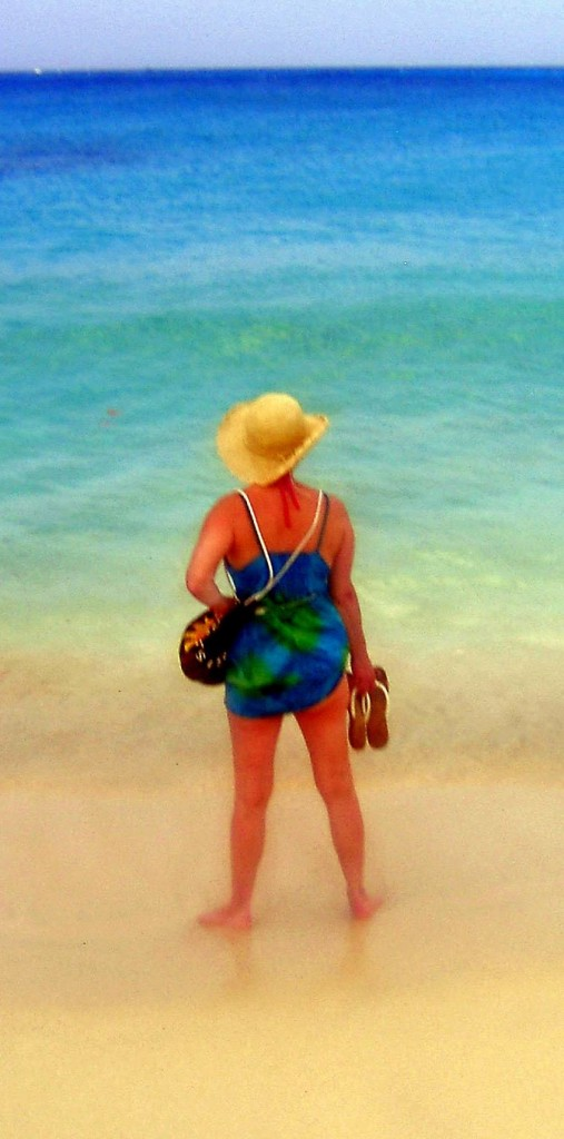 Caribbean Day Dreaming Painting