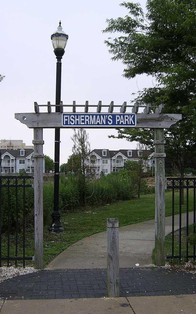 Fisherman's Park Entrance Atlantic City