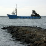 Fishing Boat Absecon Channel