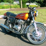 77 Honda 750 Four Super Sport