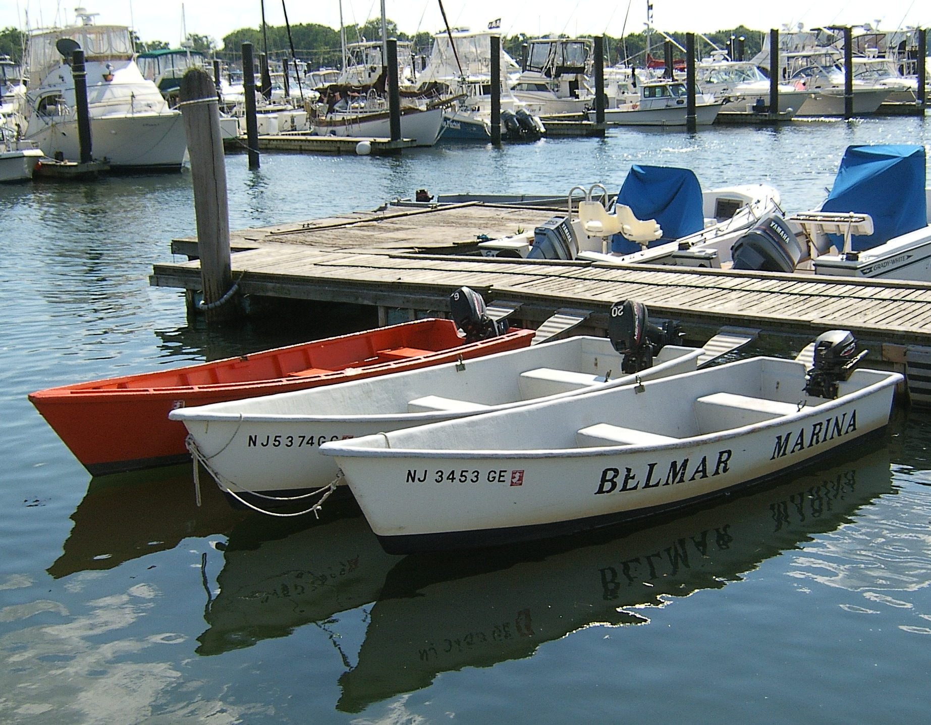 Belmar marina fishing boat rentals love 39 s photo album for Belmar nj fishing