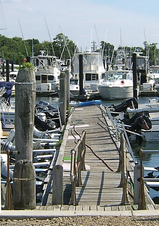 Belmar NJ Rental Boat Dock