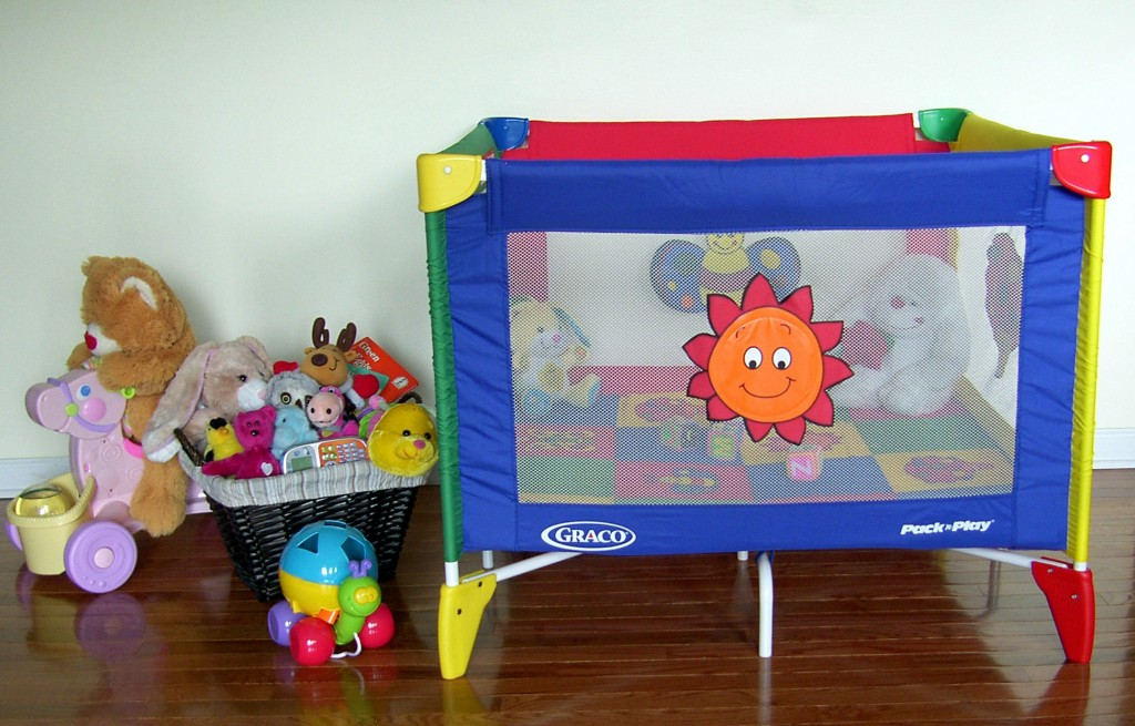 Childs Playpen & Friends