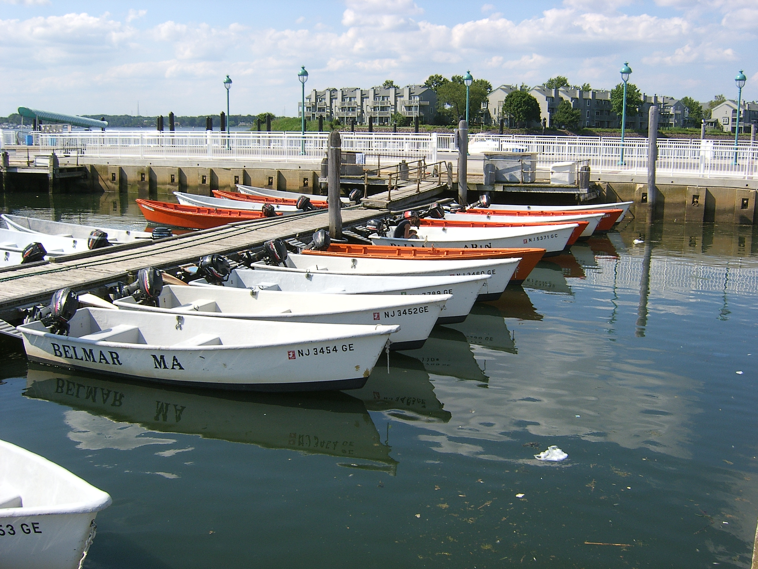 Motor boat rentals belmar nj love 39 s photo album for Belmar nj fishing