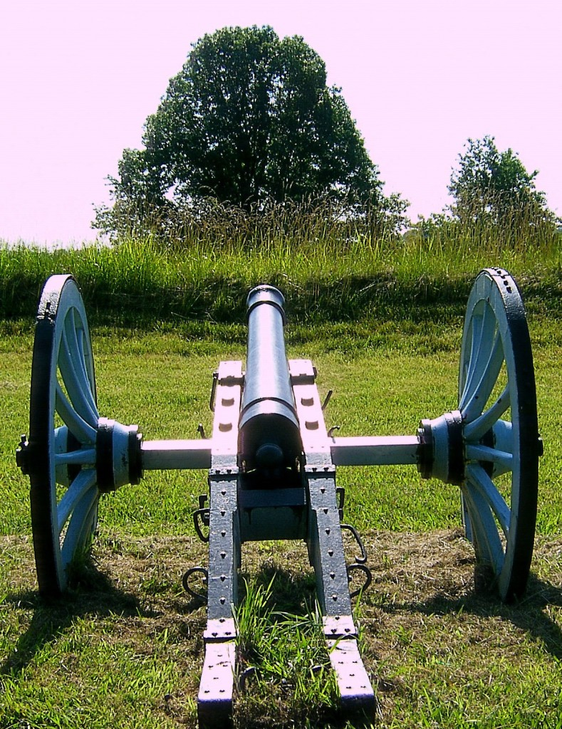 Valley Forge Field Cannon