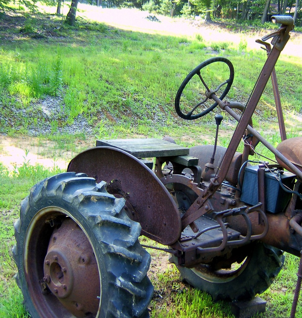 Antique Tractor Drivers Area