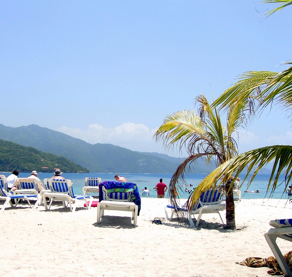 Cruise Ship Excursion In Labadee Haiti