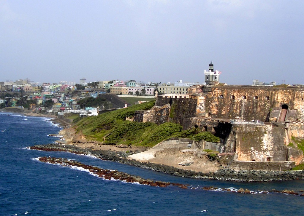 Fort San Cristobal & Old San Juan