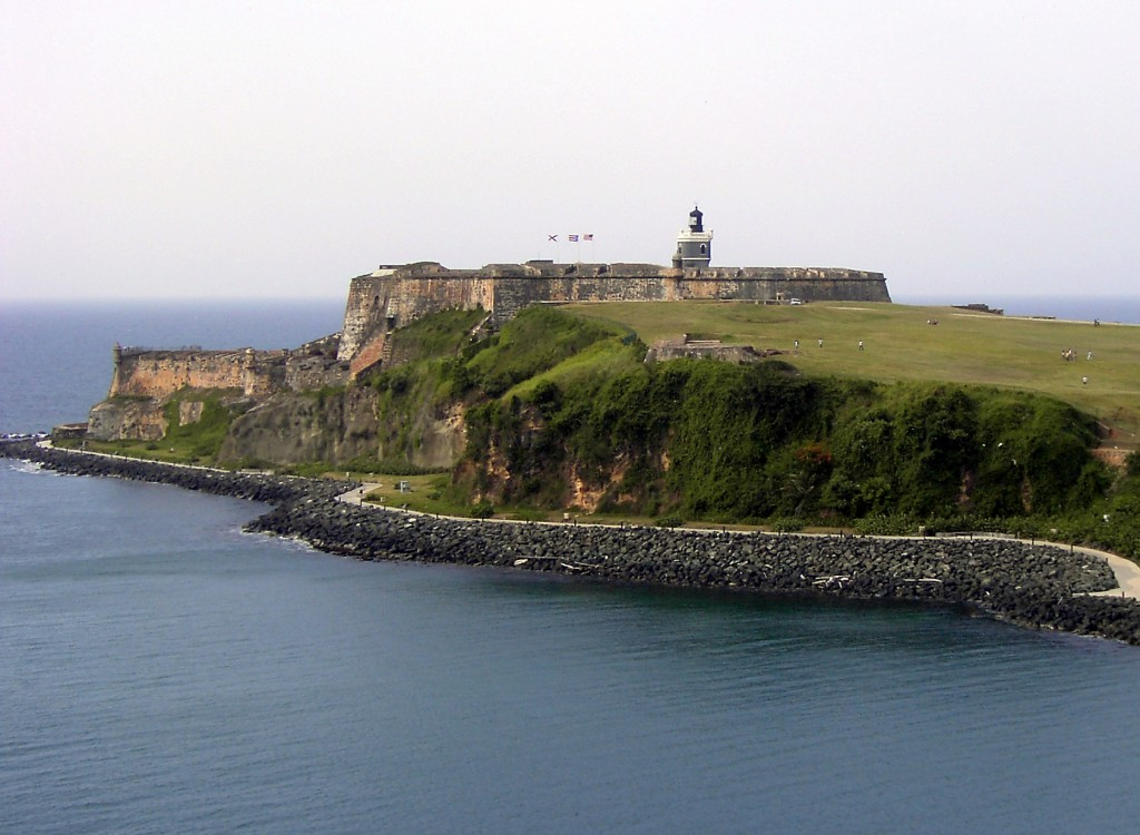 Fort San Juan On The Water
