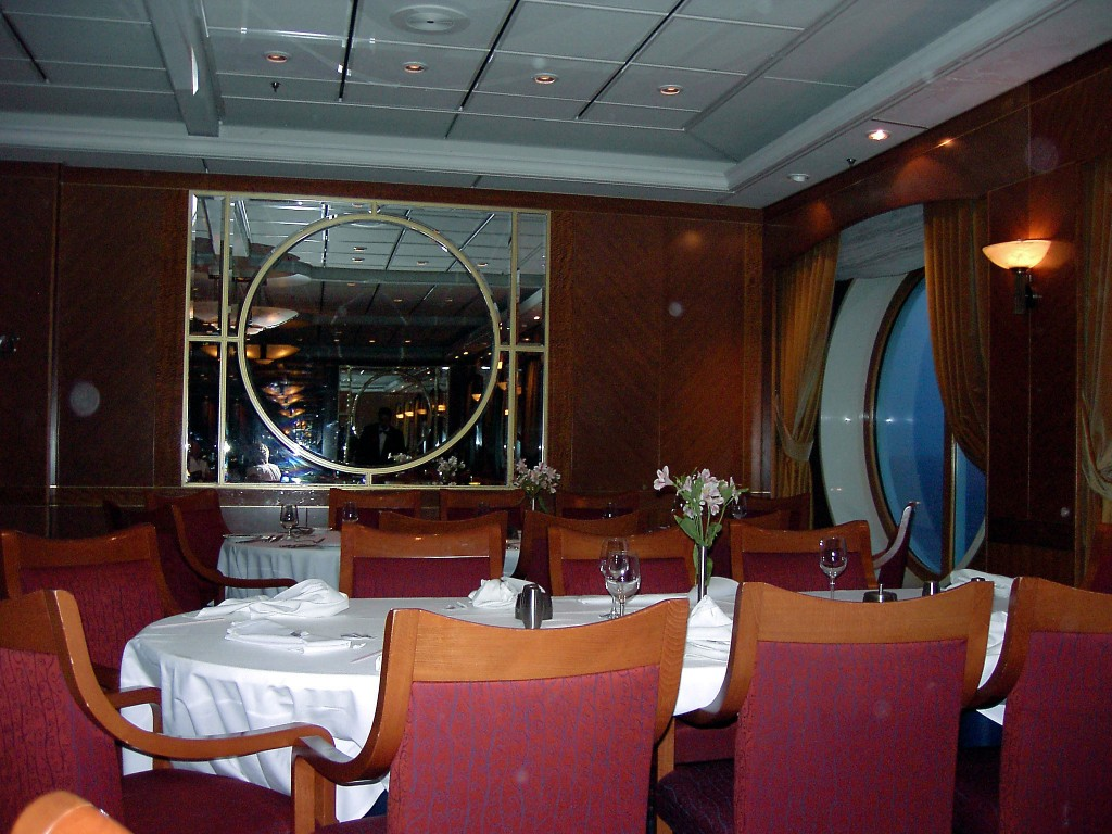 Magellan Dining Room On The Explorer Of The Seas  Love39s Photo Album