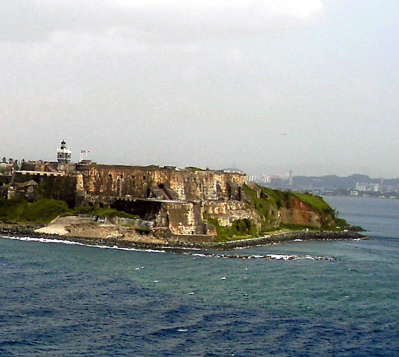 Old San Juan Fort San Cristobal