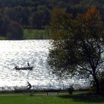 BIKING & FISHING IN PEACE VALLEY STATE PARK