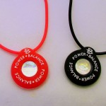 Power Balance Necklace Medallions