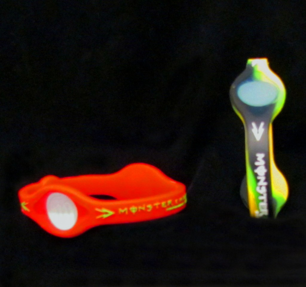Energy Wrist Bands