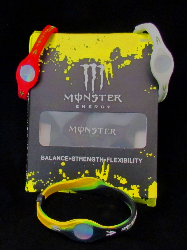 Monster Energy Sports Wrist Bands