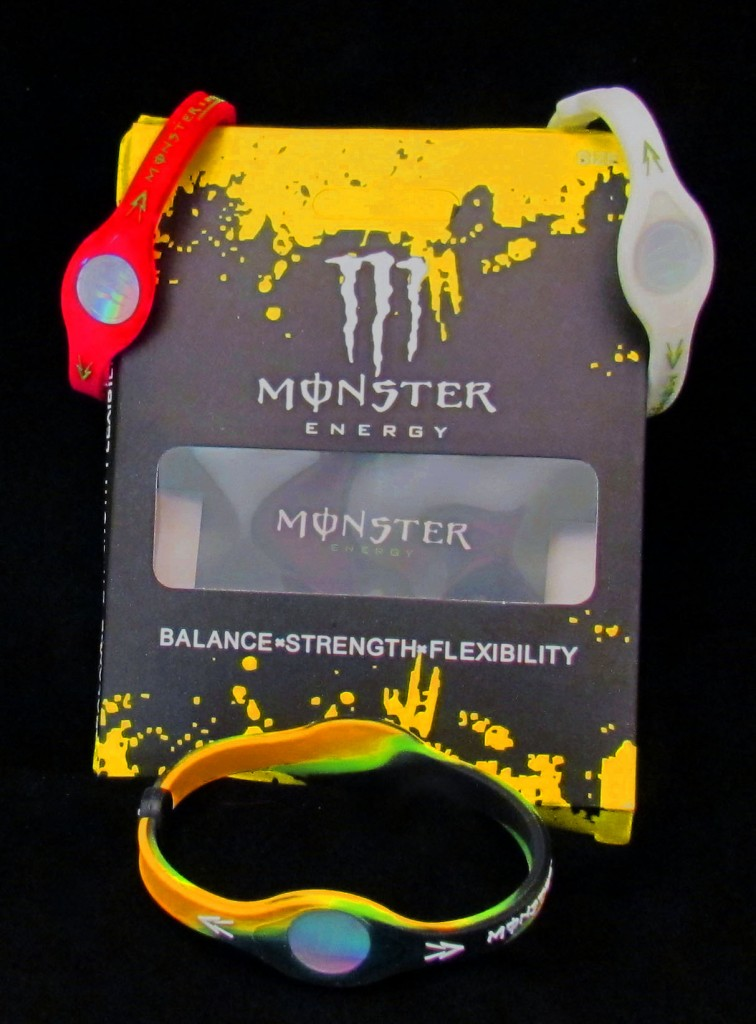 Monster Sports Band Display