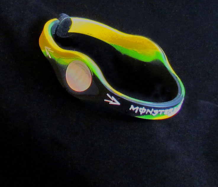 Multi Color Energy Wrist Band