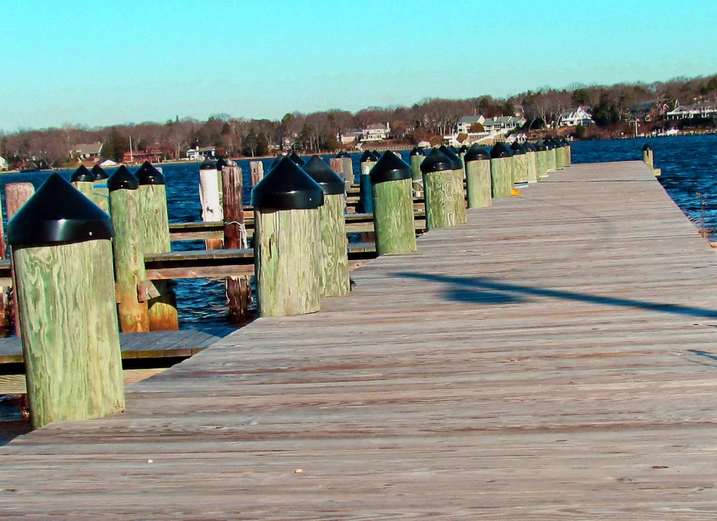 Public Pier In Pine Beach NJ