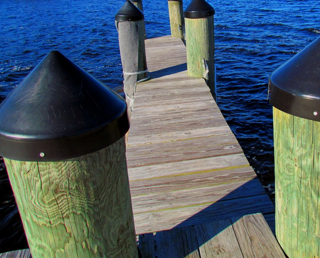 Public Pier On Barnegat Bay