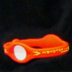 Red Energy Sports Wrist Bands