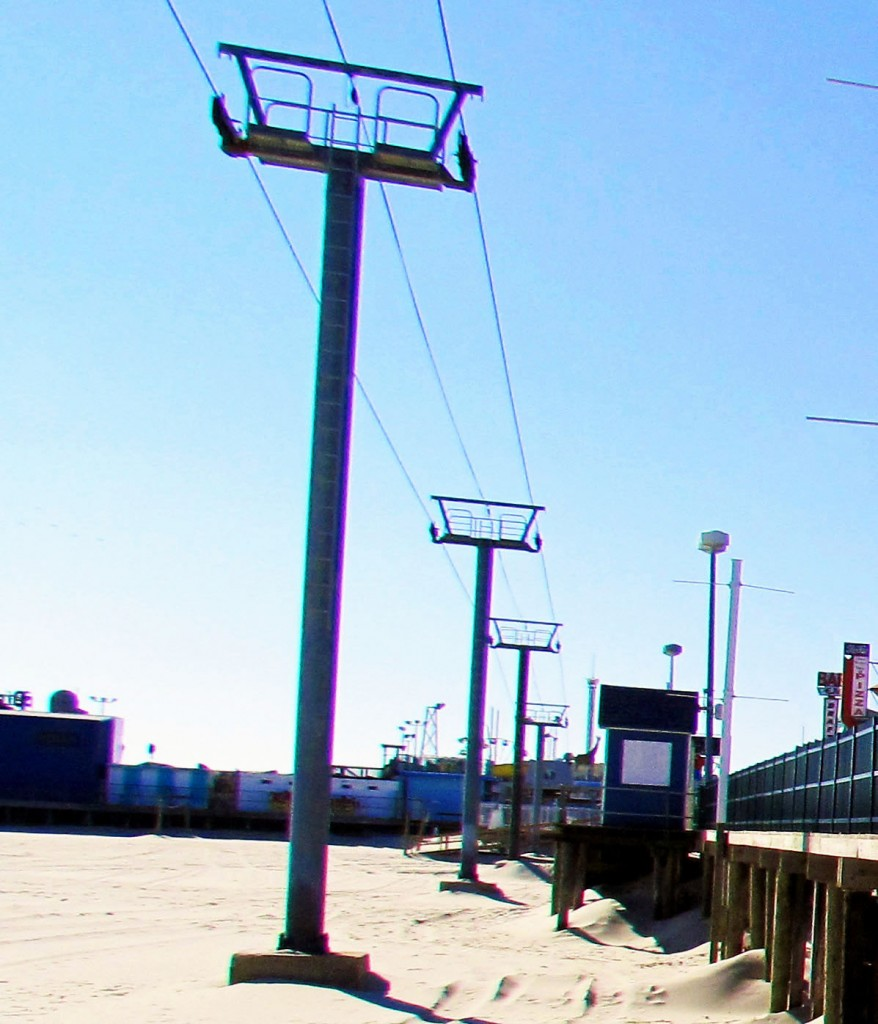Seaside Heights NJ Beach Skyride