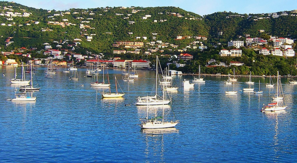 Morning In St Thomas Harbor