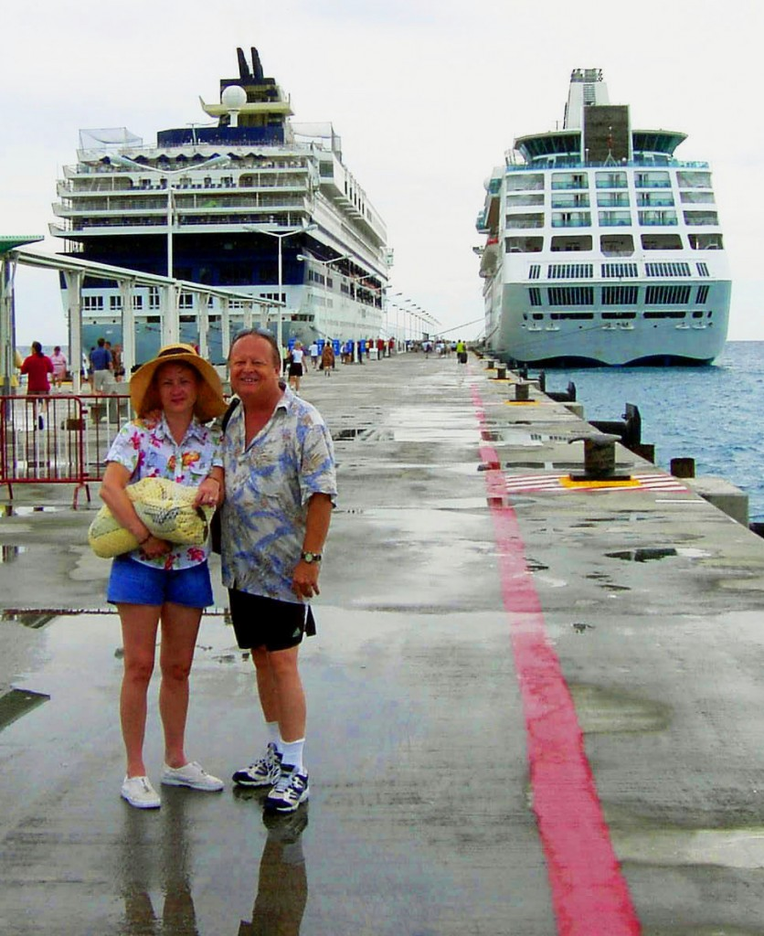 Seniors Cruising The Caribbean