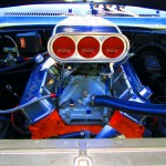 396 Engine With Holley Carbs In 69 Nova Super Sport