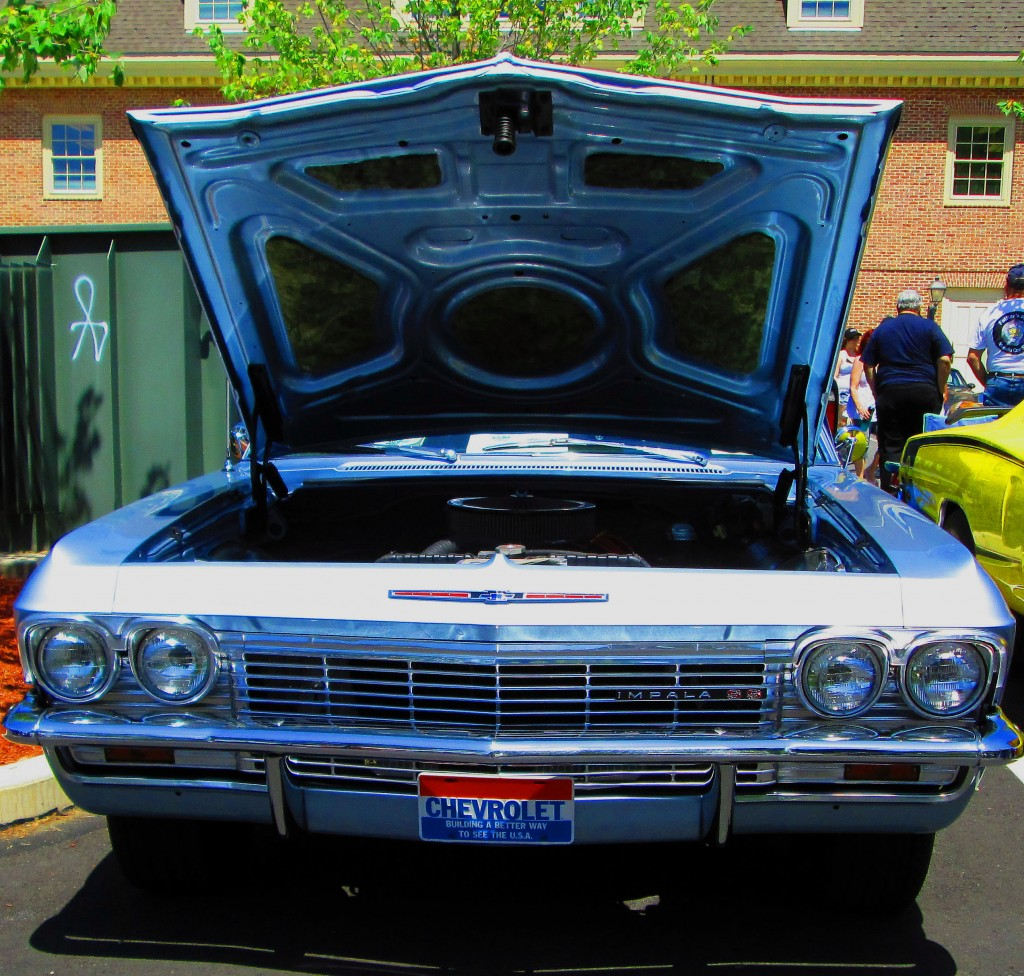 1965 Chevy Impala Super Sport Front End