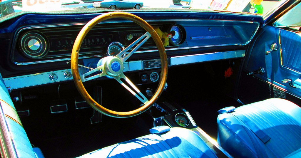 Dashboard Of 1965 Chevy Impala Super Sport