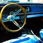 Dashboard Of 65 Chevy Impala Super Sport