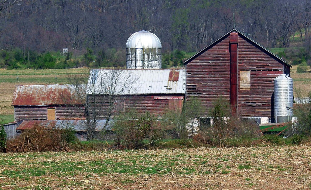 Old Jersey Farm In Hunterdon County