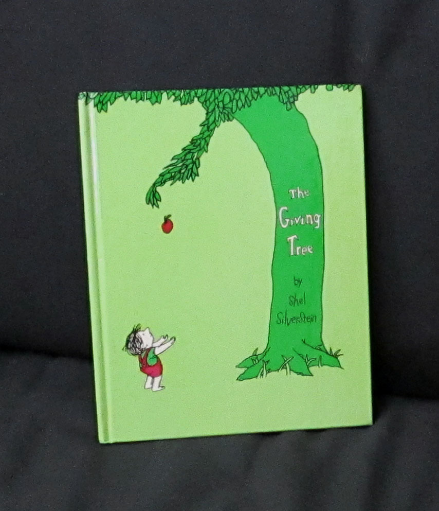 Childs Book The Giving Tree