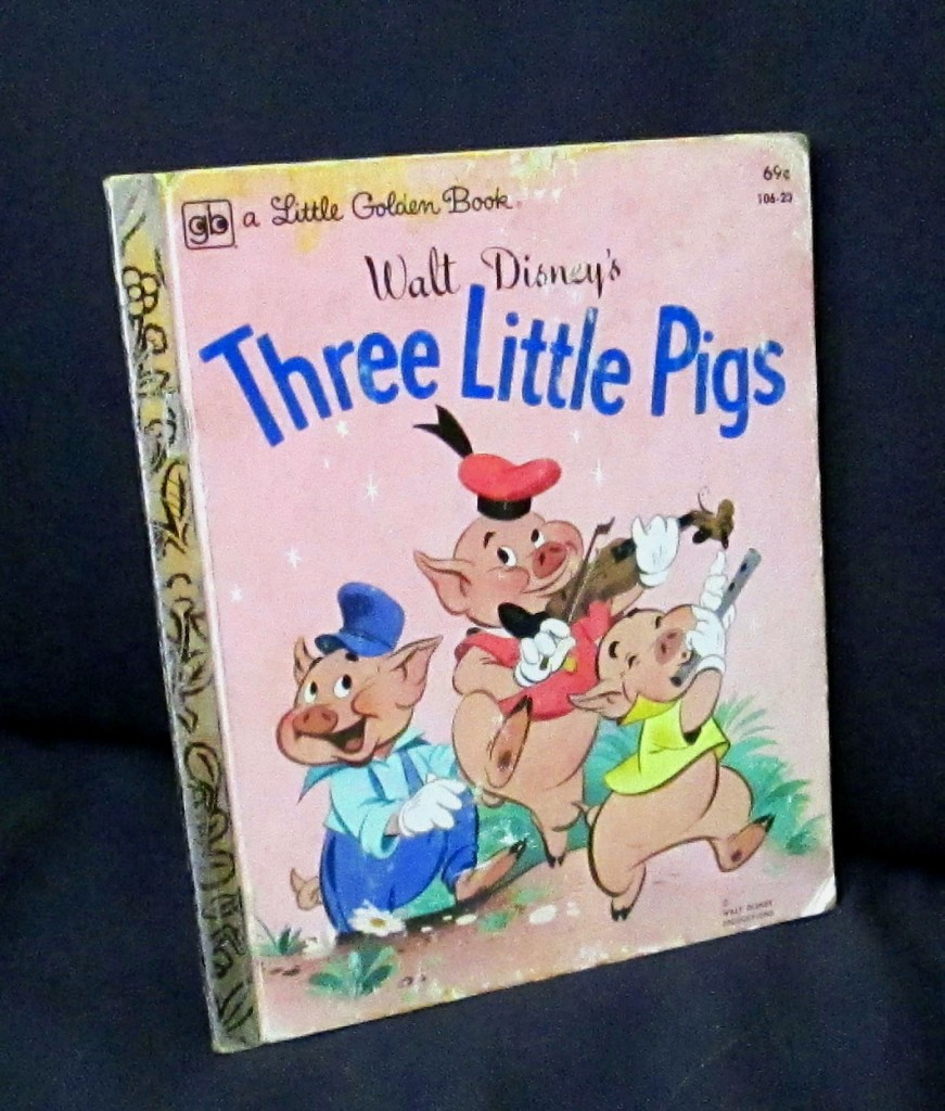 Little Golden Book