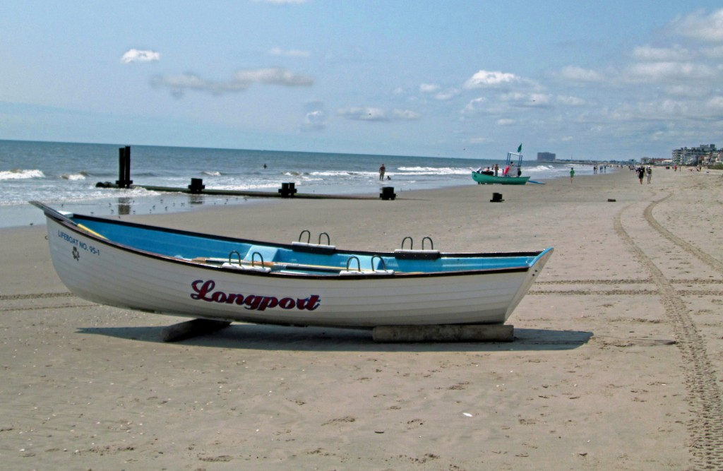 Longport New Jersey Beach