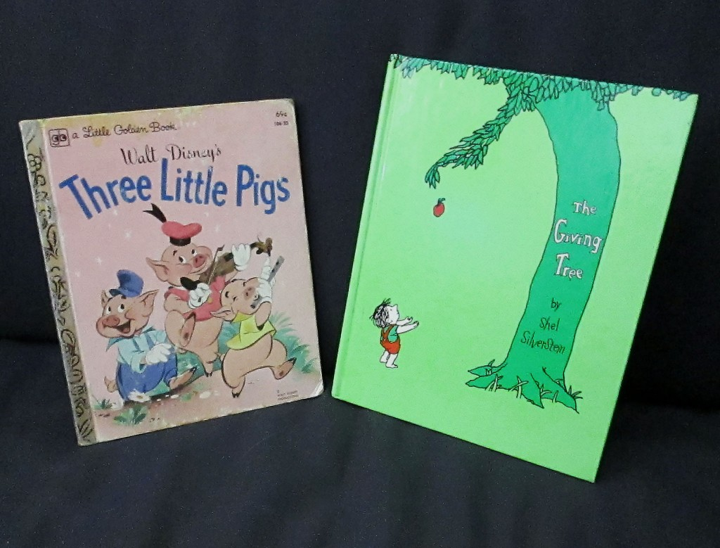 Pair Of Childrens Books