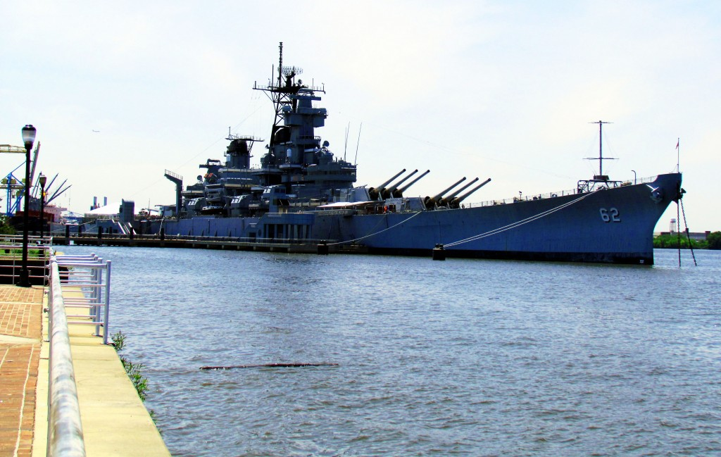 USS New Jersey Battleship Museum & Memorial