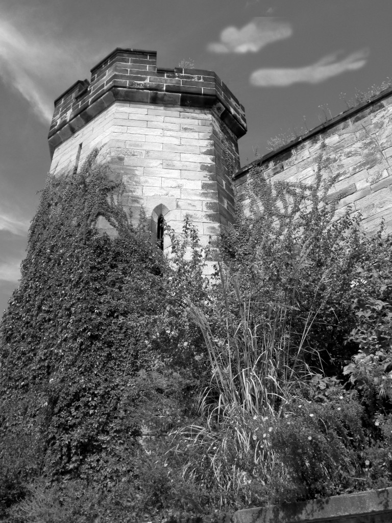 Historic Eastern State Pen Watch Tower