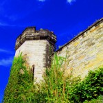 Historic Philly Prison Guard Tower