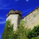 Philadelphia State Prison Vine Covered Watch Tower