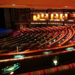 Celebrity Summit Cruise Ship Theater Lower Level Seating