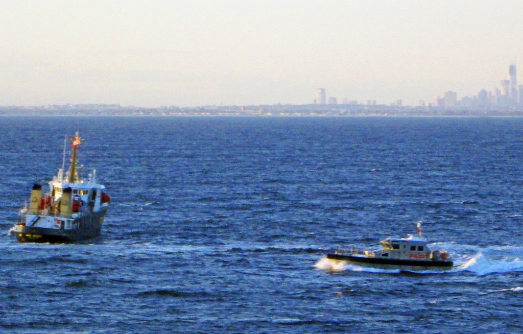 New York Harbor Pilot Boats