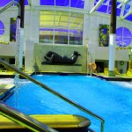 Enclosed Warm Water Thalassium Spa Pool On Celebrity Summit Cruise Ship