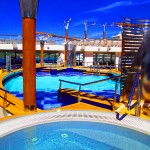 Pool & Hot On The Celebrity Summit