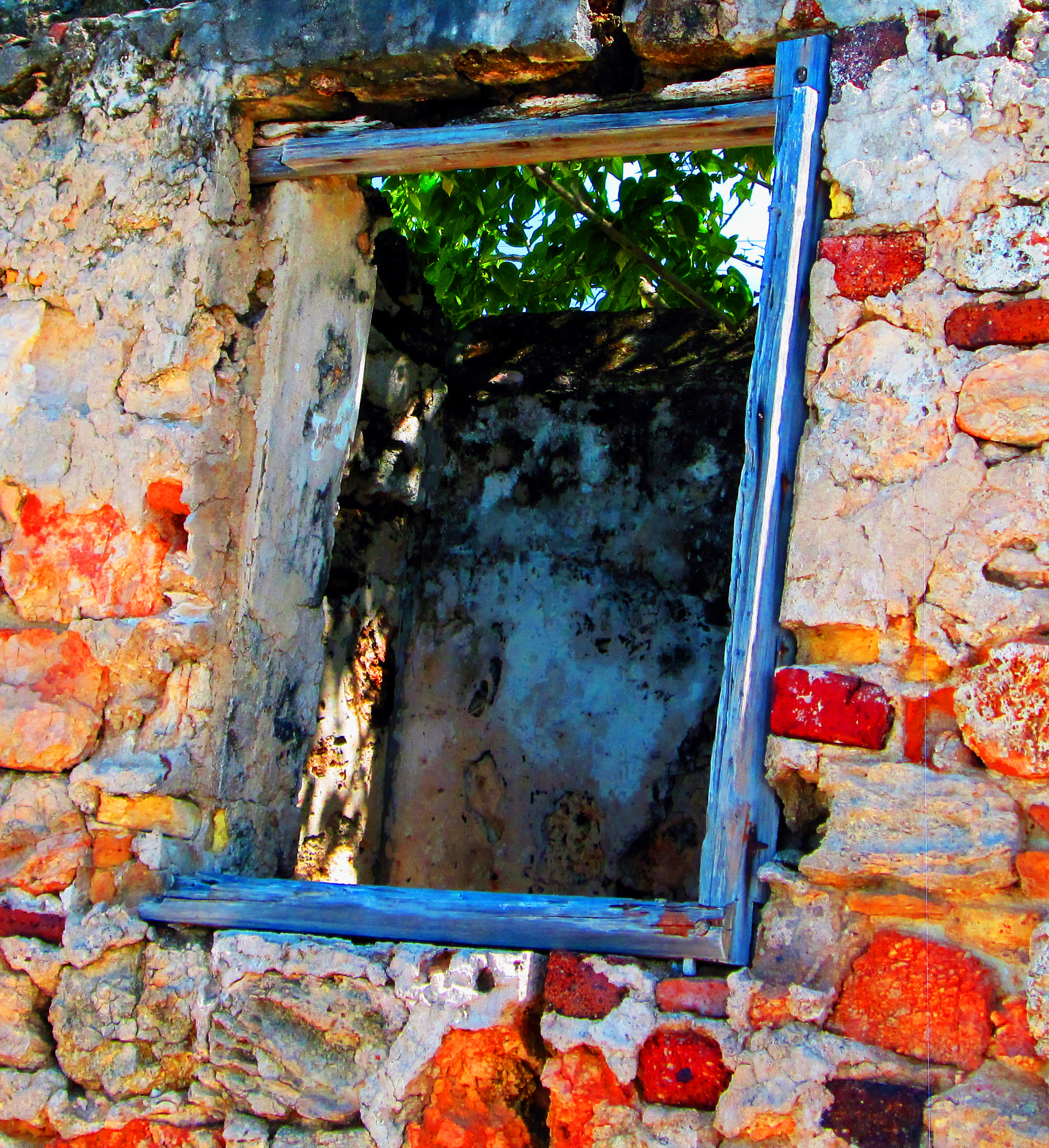 Window To Historic Caribbean Beach House