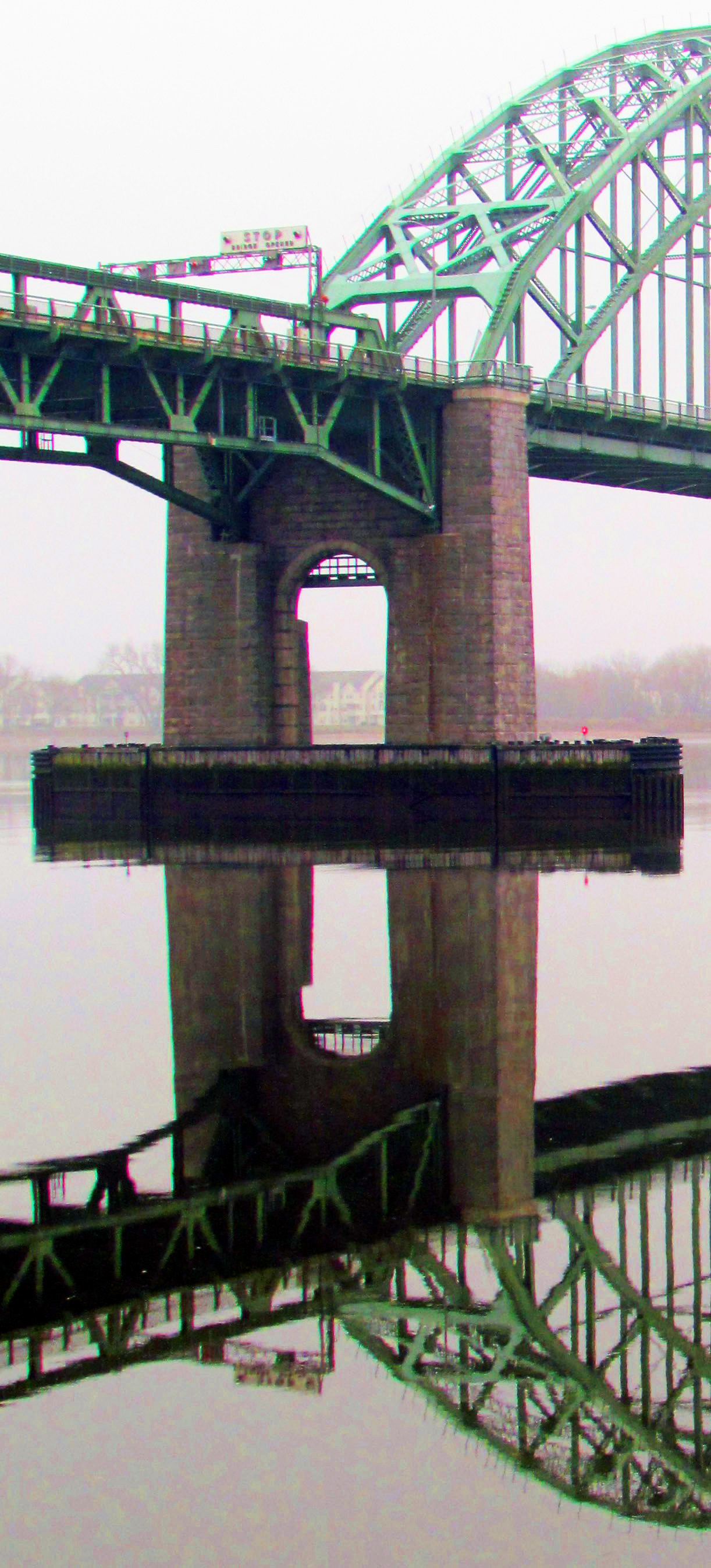 Bridge-Foundation-Pillars-Reflection