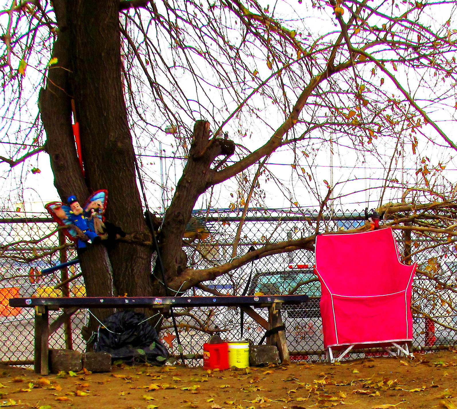Homeless Summer Retreat In Philly